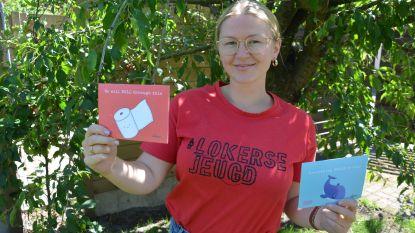 """Jeugdraad bezorgt Lokerse jongeren postkaart: """"Offline communicatie blijft belangrijk in digitaal tijdperk"""""""