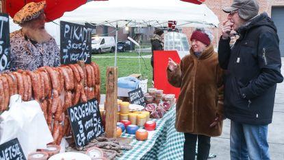 Voortaan elke maand een 'hippe markt' aan Dok Noord
