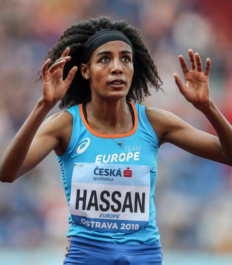 Sifan Hassan pakt wereldrecord 5 km op de weg