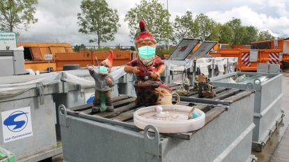 Mondmaskers voortaan verplicht op Interza-recyclageparken