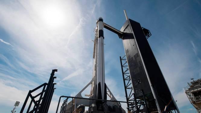 SpaceX maakt zich klaar voor volgende historische missie