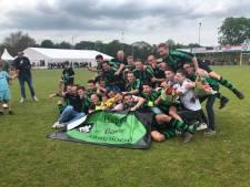 Hapse Boys pakt titel in krankzinnige kampioenswedstrijd bij Estria