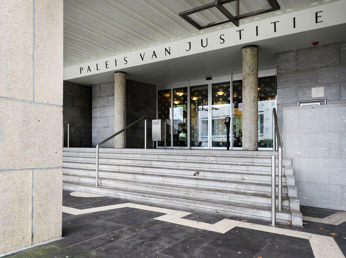 Exterieur van de rechtbank