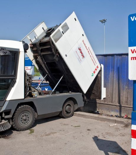 Amsterdam neemt afvalpunten AEB over