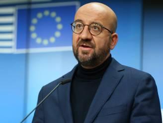 Charles Michel: Turkije kiest nog niet voor de positieve weg