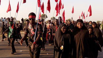 Boko Haram eist aanslag op sjiitische processie in Nigeria op
