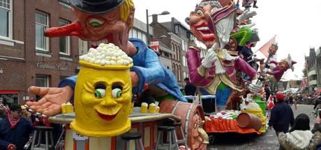 Alles daanst bij optocht in Roosendaal (video)