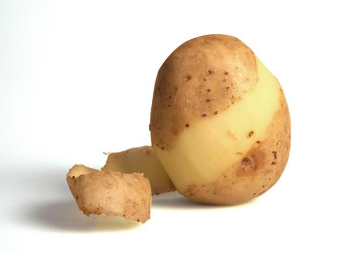 Aardappel.