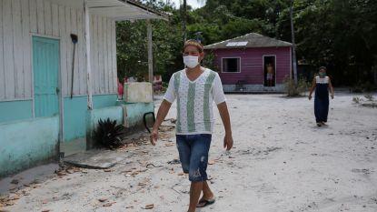Coronavirusuitbraak in afgelegen inheemse gemeenschap in Amazone ondanks strenge isolatiemaatregelen