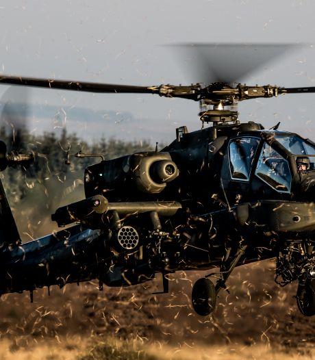Ergernis en overlast helikopters Gilze-Rijen groeien door corona: 'Die rotherrie, leer een vak'