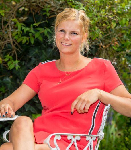 Korfbalster Lysanne Hamstra bij Sparta Nijkerk terug op bekend terrein