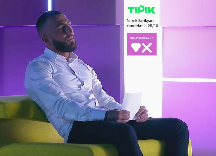 Narek Sarikyan a abandonné le judo à la suite de plusieurs blessures pour se lancer dans le modelling.