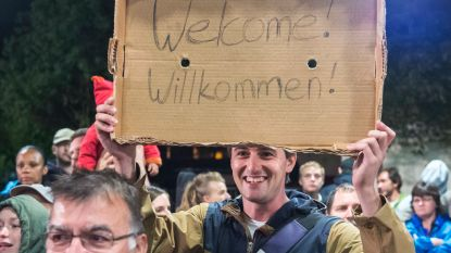 Duitsland gaat 10.000 extra vluchtelingen opvangen