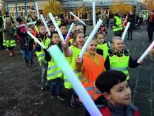 Fluor maakt leerlingen basisschool Halsteren goed zichtbaar
