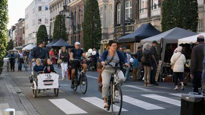 Het gaat goed met de Leuvense handel en binnenkort gaat het nog veel beter: 10 nieuwe maatregelen waaronder shuttlebusjes aan de Vaartkom