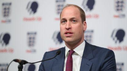 """Prins William lijdt nog steeds onder verlies Diana: """"Die pijn is met niets te vergelijken"""""""