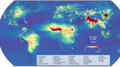Schadelijke uitstoot te wijten aan dierenpoep veel groter dan gedacht