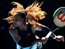 Serena Williams mogelijk niet op tijd fit voor Australian Open