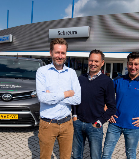 Een auto kopen? Dat moet bij Schreurs & Bakker in Rijssen een feestje zijn!