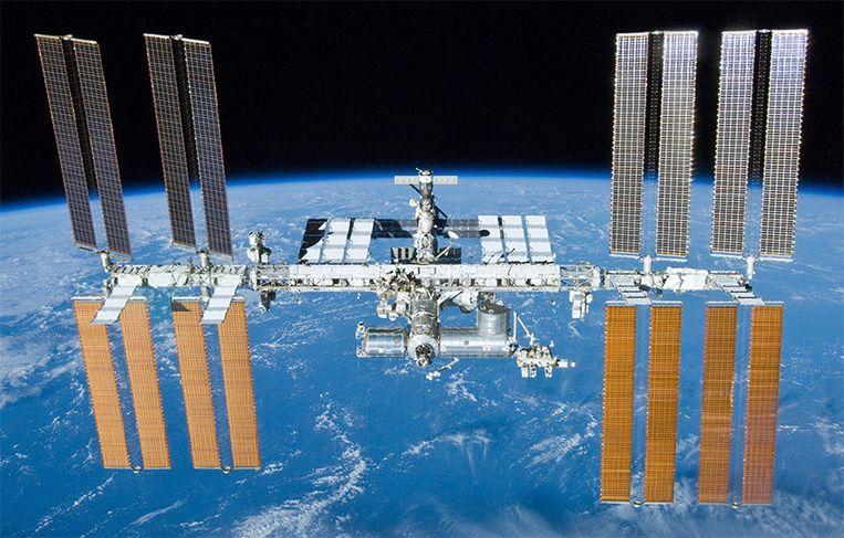 Ook het ISS heeft bepaalde zones die niet zomaar mogen betreden worden.