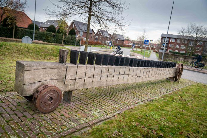 'On The Move' van kunstenaar Peter van de Waal.
