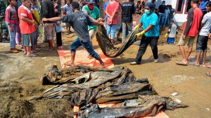 Indonesische bouwvakkers stuiten op massagraf met 45 lichamen