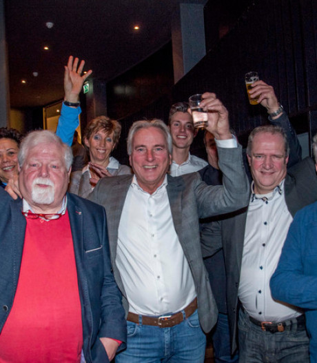 Oud-chauffeur Pim Fortuyn grote winnaar in Tilburg