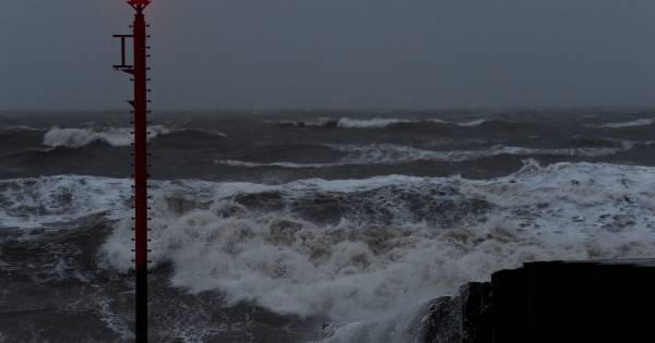 Het gaat vanavond en vannacht flink waaien in Zeeland