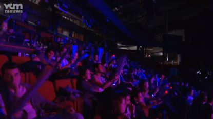 VIDEO. 500 supporters voor Belgisch kampioenschap van videospel