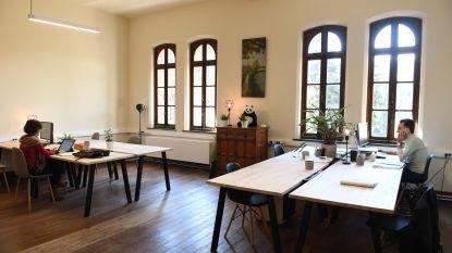Nieuwe werkplek voor ondernemers opent in Abdij Keizersberg