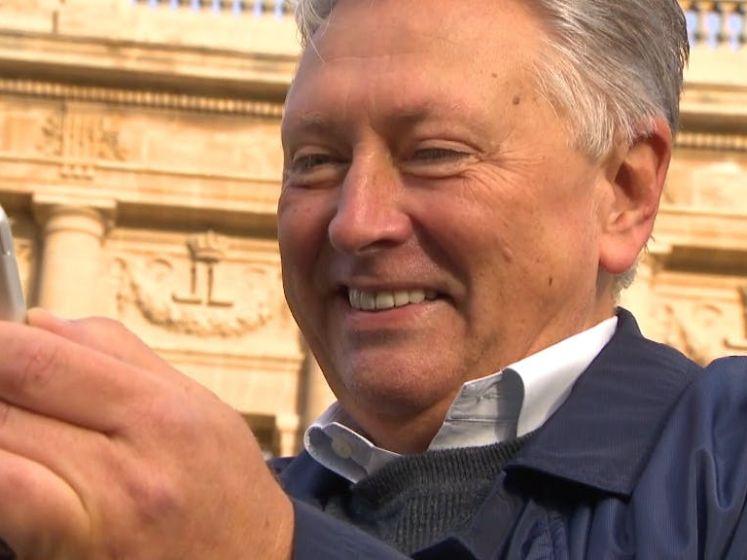 Collega's van VTM én VRT wensen Dany Verstraeten een gelukkige 65ste verjaardag!
