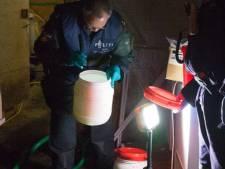 Weer twee Mexicanen aangehouden na oprollen crystal meth-lab in Betuwe