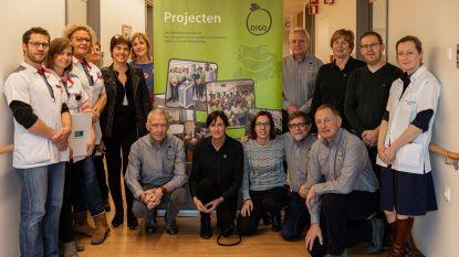 OIGO financiert gespreksruimtes en waakkoffers in AZ Sint-Lucas en UZ Gent voor 45.000 euro