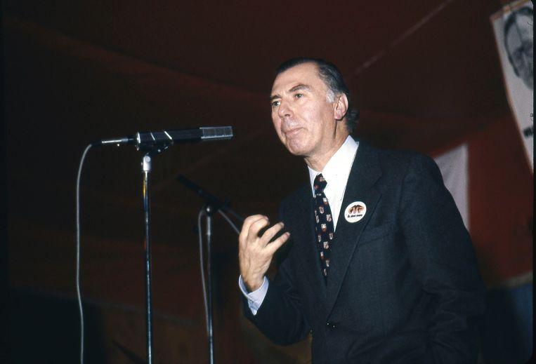 Leo Tindemans in 1978.