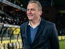 Ontspannen Penders heeft geen haast om hoofdtrainer te worden