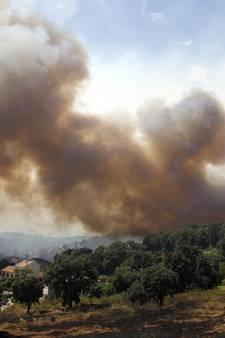 Joost (49) uit Zaltbommel vlakbij bosbranden Zuid-Frankrijk: Toeristen zijn bezorgd