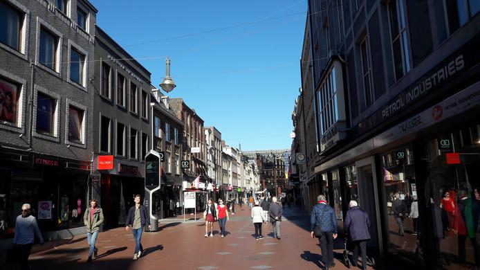 De Demer in Eindhoven. Foto ter illustratie