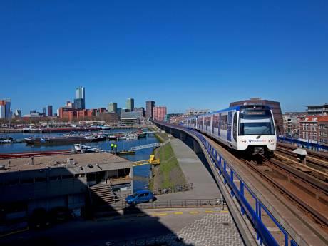 Metro over zes jaar al tjokvol