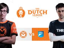 Team THRLL op jacht naar eerste winst in Dutch League