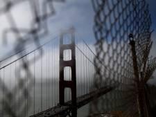 Golden Gate Bridge krijgt net tegen springers
