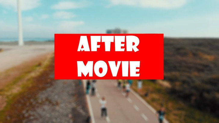 Dit is de aftermovie van de Kustmarathon 2018