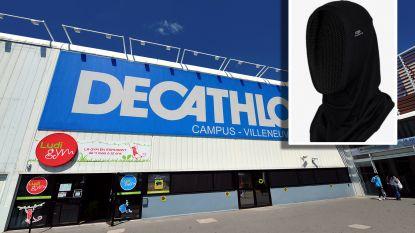 Decathlon annuleert verkoop van sportieve hoofddoek na storm van protest in Frankrijk