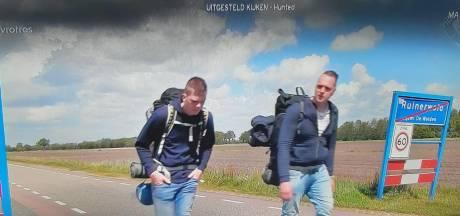Hilariteit om NPO-programma Hunted: deelnemers zoeken verstopplek in... Ruinerwold