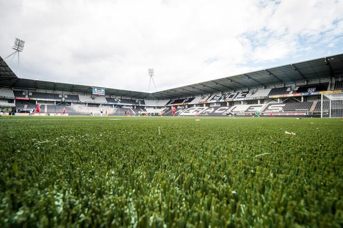 Het Polman Stadion is dit jaar onderdeel van de Roparun.