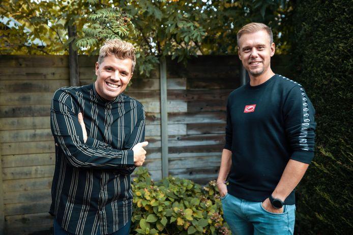 Jaap Reesema en Armin van Buuren