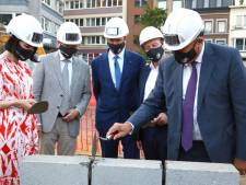 La première pierre du futur campus HEC Liège a été posée