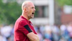 Invallers Club Brugge spelen gelijk in Deinze