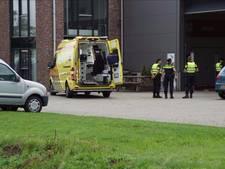 Man gewond aan voet bij bedrijfsongeval in Varsseveld