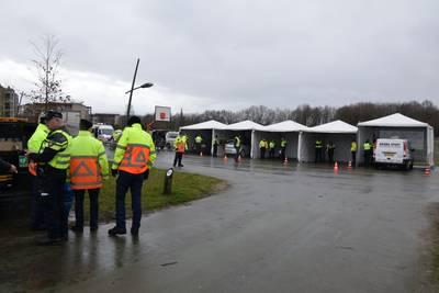 40.000 euro aan belastingen geïnd en Bredanaar gepakt met amfetamine bij verkeerscontrole Etten-Leur