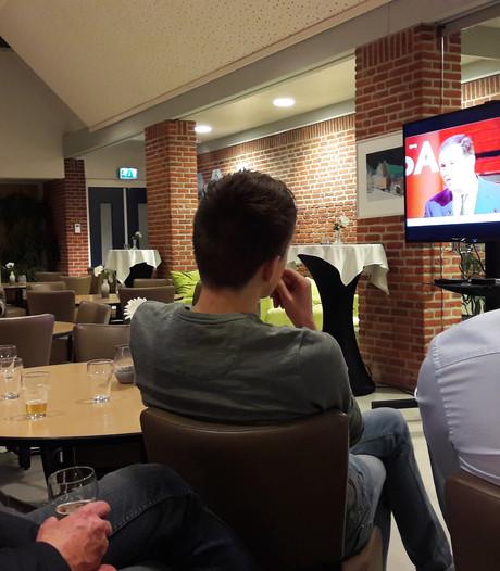 VVD en CDA heffen het glas in Ermelo